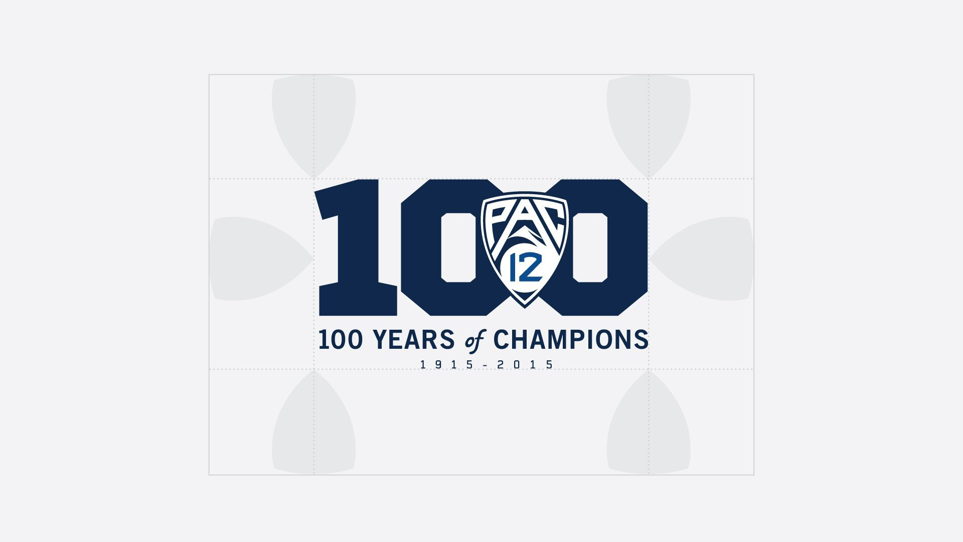 Pac-12 100 Years of Champions Picture
